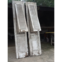 Antiga Porta Duas Bandas Década De 30 Macica