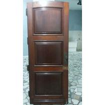 Porta Antiga Em Madeira Nobre 2290 X 890 X 40 Mm