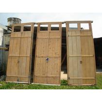 Portas De Demolicao - 1,40x3,30 - 3 Unidades - Valor Do Lote