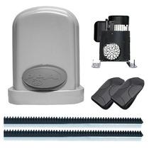 Kit Motor Para Portão Eletrônico Ppa Eurus Steel + Brinde
