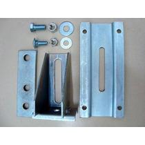 Base De Fixação Do Acionamento (braço) Do Portão Automático