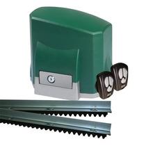Kit Motor Portão Automático Eletronico Deslizante Seg