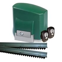 Kit Motor Para Portão Automático Deslizante Seg 220v
