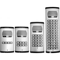Interfone Porteiro Externo 06 Pontos Sem Fones Bom Como Hdl