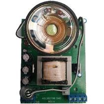 Placa Reposição Interfone Porteiro Externo Agl P10 Pequeno