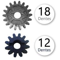 Engrenagem / Coroa Externa 18 Dentes Motor Rcg Deslizante