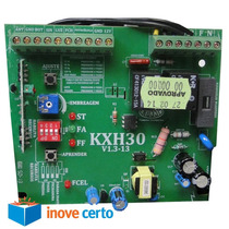 Placa Central Eletrônica Para Portão Eletrônico Kxh 30 Rossi