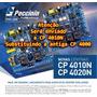 Placa Peccinin Cp-4000 V4 P/ Motor De Portão Eletrônico