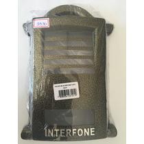 Proteção Para Interfone F8 Hdl Nt Cor Ouro