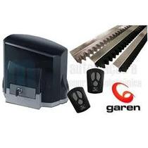 Kit Motor Portão Eletrônico Garen Kdz Semi Industrial 1/2hp
