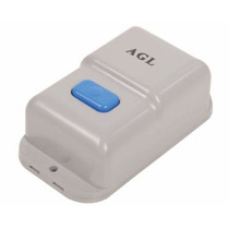Acionador De Fechaduras Elétricas 12v - Botão E Contr. Remot