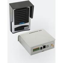 Interface Celular Porteiro Eletrônico Gsm Pináculo Mp-1t