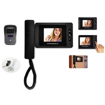 Porteiro Eletronico C/ Camera E Visão Noturna - Powerpack