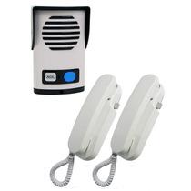 Porteiro Eletrônico Agl Com Três Interfones P-10