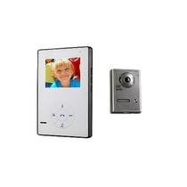 Video Porteiro Eletronico Sem Fio Wireless Monitor 4 300mts