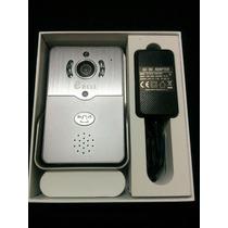 Video Porteiro Ip Com Câmera Hd - Abra Seu Portão Do Celular
