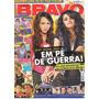 Miley Cyrus & Selena Gomez: Capa + Matéria Da Bravo 2009