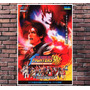 Poster Exclusivo Video Game The King Of Fighters 98 30x42cm