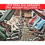 Fuscas - Placa De Pvc Superimagem Motormachine 66x94,6 Cm