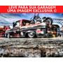 Ford F100 - Placa Pvc Superimagem - Tam 66x94,6 Cm Unico!