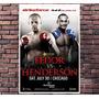 Poster Fedor X Henderson Strikeforce Mma Luta Ufc - 30x42cm