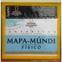 Mapa-mundi 108cm X 75cm Dupla Face - National Geographic