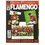 Revista Poster Flamengo Campeão Carioca 1996 Série Futebol