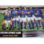 Poster Futebol Cruzeiro Campeão Mineiro 1998