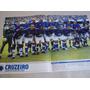 Poster Futebol Cruzeiro Campeão Mineiro 2003