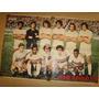 São Paulo Futebol Clube - Poster Raríssimo- Década 1970