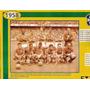 Poster Seleção Brasileira - 1958 1962 1970 1994 2002 Futebol