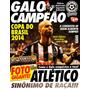 Revista Pôster = Atlético Mineiro Copa Do Brasil 2014 Galo !