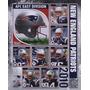Poster (20 X 25 Cm) 2010 New England Patriots Team Composite