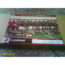 Posters (2) Flamengo Bicampeão Carioca 2008 E Tri 2009