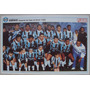 Poster Futebol Grêmio Campeão Copa Br 1994 Verso Cruzeiro Mg