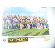 Miniposter Fortaleza Campeão Cearense 2000 Placar Fret Grats