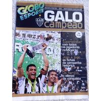 Revista Poster Galo Campeão - Atlético Mineiro Série B 2006
