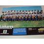 Poster Futebol Linhares Campeão Es 1997; Verso Gama Df