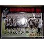 Poster Atlético-mg Campeão Brasileiro Série B 2006