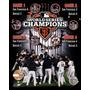 San Francisco Giants 2012 Mundo Série Campeões Pf Ouro