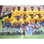 Poster Seleção Brasileira Tetra Copa Do Mundo 1994 54 X 41cm