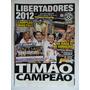 Ref370 - Pôster Corinthians Campeão Libertadores 2012