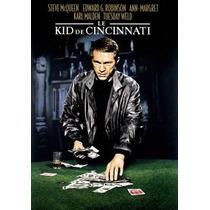 Poster Cartaz A Mesa Do Diabo / Cincinnati Kid #1