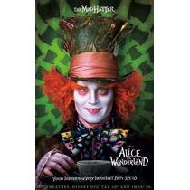 Poster Alice No Pais Das Maravilhas #1
