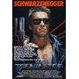 Poster Cartaz Exterminador Do Futuro 1 / Terminator