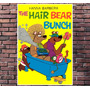 Poster Exclusivo Urso Do Cabelo Duro Hanna Barbera 30x42cm