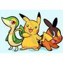Pikachu (pokémon) - Pôster Em Alta Resolução (#11)