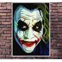 Poster Exclusivo Coringa Joker Batman Comics Pop Art 30x42cm