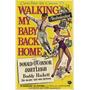 Caminhada Minha Bebê De Volta Casa Poster Impressão