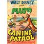 Poster (69 X 102 Cm) Canine Patrol